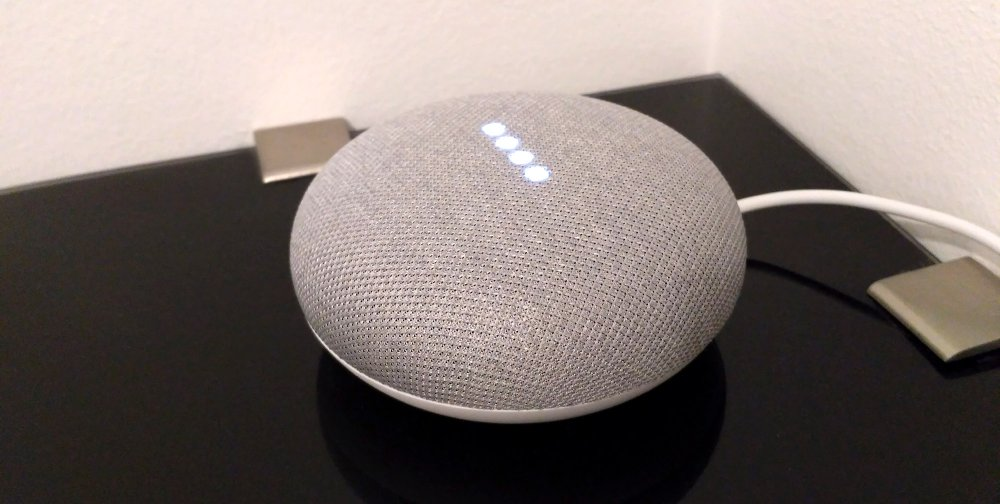 Test: Google Home Mini